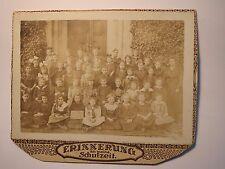Mainz - 1920 - Klasse 7 b - Erinnerung an meine Schulzeit Mädchen Schule / Foto