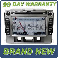 11 12 Hyundai Santa Fe Infinity GPS Navigation Radio Bluetooth AUX MP3 CD Player