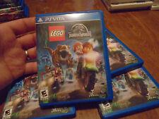 LEGO Jurassic World PS VITA Sony PlayStation Vita PSVITA COMPLETE DINOSAURS