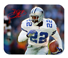Item#2357 Emmitt Smith Dallas Cowboys Facsimile Autographed Mouse Pad