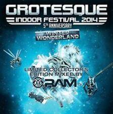 Grotesque Indoor Festival 2014 Winter 8715197012423 Various Artists Mixe
