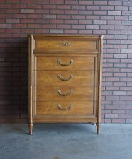 Chest of Drawers / Tall Chest / Highboy Dresser by Henredon