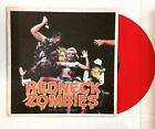 RED VINYL / REDNECK ZOMBIES LP / official Soundtrack Troma toxic avenger