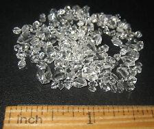5g A+++ NATURAL GEM CLEAR PAKIMERS HERKIMER DIAMOND QUARTZ CRYSTALS PAKISTAN *1