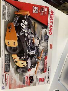 Meccano 6028127 Sports Roadster RC Building Set