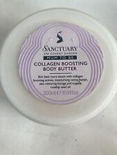 Sanctuary Spa Mum To Be Bounce Back Body Butter HUGE 300mlOrganic RoseHip Borage