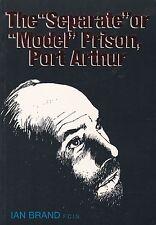'SEPARATE' or 'MODEL' PRISON PORT ARTHUR tasmania van diemen's land history
