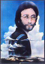 Modern Art Postcard: John Lennon by Philip Castle (Nugeron, H215). Free Post