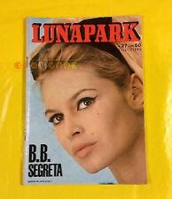 LUNA PARK 1965 n. 27 Brigitte Bardot, The Beatles, Alberto Sordi
