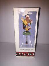 1992 Novelino - Elizabethan Santa Bell - Christmas Collectible - Cta403