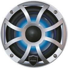 """Wet Sounds REVO-6-XSS 6.5 Coaxial Speaker W/ Open XS Grille - Silver (Pair)"""""""