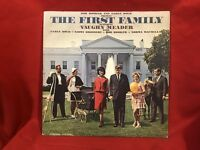 THE FIRST FAMILY Booker Doud Meader Brossart Cadence CLP-3060 LP 33rpm [ed3]