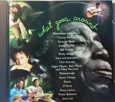 What Goes Around. Acoustic Artists CD Series, 1998, 16 great songs