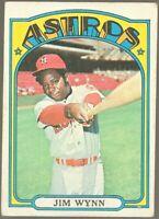 1972 Topps Baseball #770 SP Jim Wynn Houston Astros High Number Card