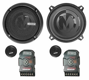 "Memphis Audio PRX50C 5.25"" 100 Watt Component Car Speakers w/Crossovers"