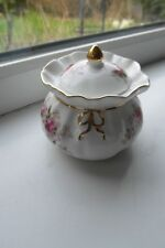 Royal Albert Lavender Rose Dorothy Trinket Dish Bone China 1st Quality Rare