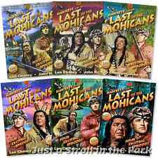 Hawkeye and the Last of the Mohicans: TV Series Complete Vols 1-6 Box/DVD Set(s)