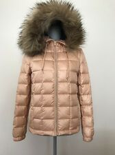 New J.Crew Short Quilted Puffer Down Hooded Jacket $268 #c9785 Coat