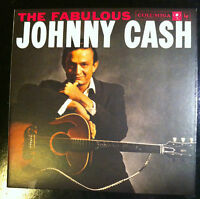 *NEW* CD Album Johnny Cash - The Fabulous .... (Mini LP Style Card Case)