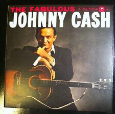 *NEW* CD Album Johnny Cash - The Fabulous .... (Mini LP Style Card Case)