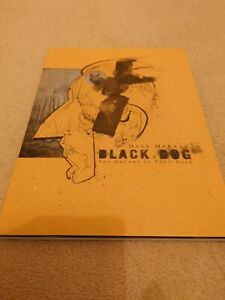 Black Dog: The Dreams Of Paul Nash Signed Hourglass edition
