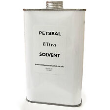 Motorcycle Tank Rust Solution Petseal Ultra Removal Solvent 500ml Tin Car Van
