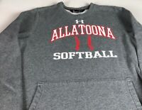 Allatoona Bucs Sweatshirt Mens Medium Under Armour Cold Gear Buccaneers Softball