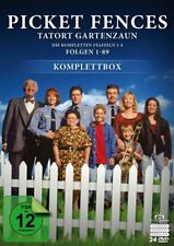 PICKET FENCES-TATORT GARTENZAUN - KELLEY,DAVID E. KOMPLETTE SERIE  24 DVD NEU