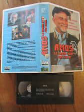 Amos le grand père justicier avec Kirk Douglas, VHS, Policier, RARE INEDIT DVD!!