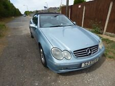 Mercedes Benz 2005 CLK 240 Convertible