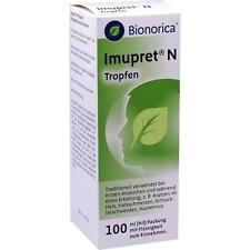 IMUPRET N Tropfen 100ml PZN 9775926