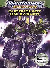 Transformers: Energon - Shockblast Unleashed (DVD, 2005) *** DISC ONLY ***