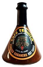 Cafe Tequila Roasted Habanero Hot Sauce