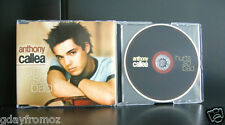 Anthony Callea - Hurts So Bad 4 Track CD Single Incl Stickers