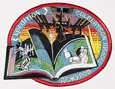 Aufnäher Patch Raumfahrt ISS Mission - Expedition 3 ..............A3179