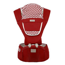 Baby Carrier With Hip Seat Stool Adjustable Wrap Sling Backpack Breathable