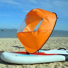 Foldable Kayak Summer Surfing Wind Paddle