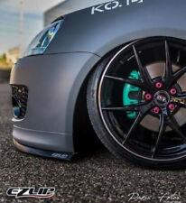 EZ-Lip Frontspoiler Front Spoilerlippe passend für VW GOLF 5 6 7 V R32 GTi R