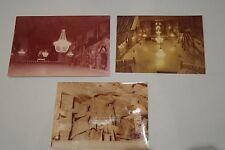Set of 3 vintage Wieliczka Kopalnia Soli Postards -  vintage 1981 collectible