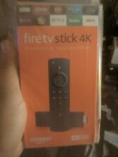 Amazon Fire TV Stick 4K w/ Alexa Voice Remote