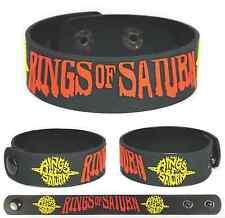 RINGS OF SATURN Rubber Bracelet Wristband Lugal Ki En Dingir