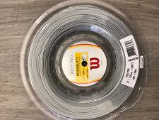 Wilson Poly PRO 1,35mm  argento  matassa 200m PROMOZIONE