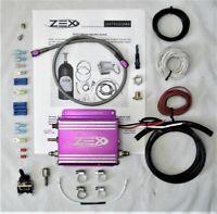Edelbrock 72275 Nitrous Solenoid Brackets ~ Bottom//Side Outlet NOS//EXPRESS//ZEX