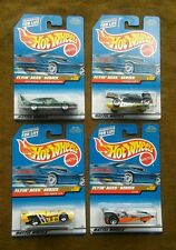 HOT WHEELS Lot of (4) 1998 FLYIN' ACES SERIES Complete Set