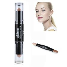 Fashion Double Head Natural Full Cover Long Lasting Smooth Concealer