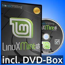 Linux Mint 19.3 Xfce DVD Betriebssystem Markenware