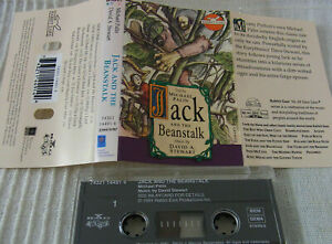 Jack and the Beanstalk read by Michael Palin w. music by David A. Stewart MC