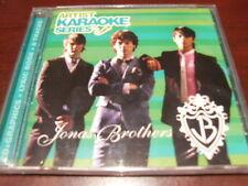 ARTIST KARAOKE SERIES JONAS BROTHERS WALT DISNEY RECORDS 12480 CD+G SEALED