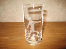 ARNAUD DE FRANCE *NEW* Set 6 verres à longdrink décor football Glasses