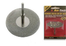 "2"" Diamond Coated Cut Off Disc Outil Multi-Meulage Metal Cutting Wheel fine Kit"